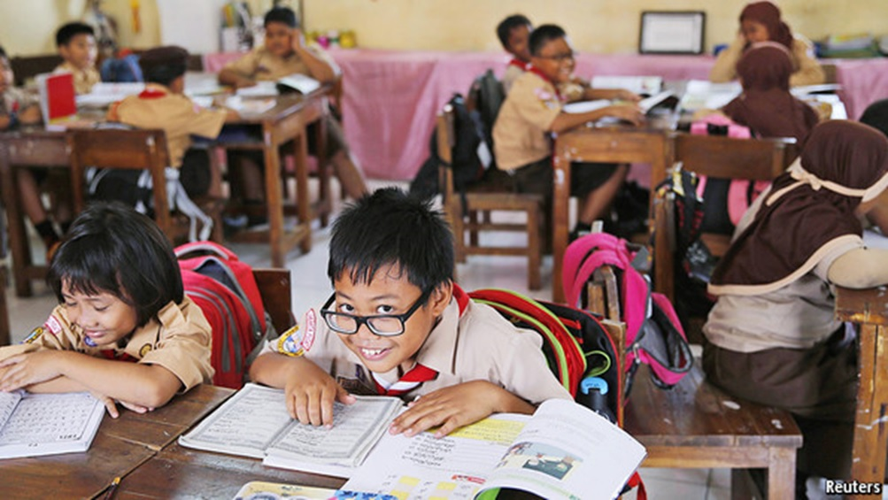 Reading to Help Improve the Quality of Education in Indonesia