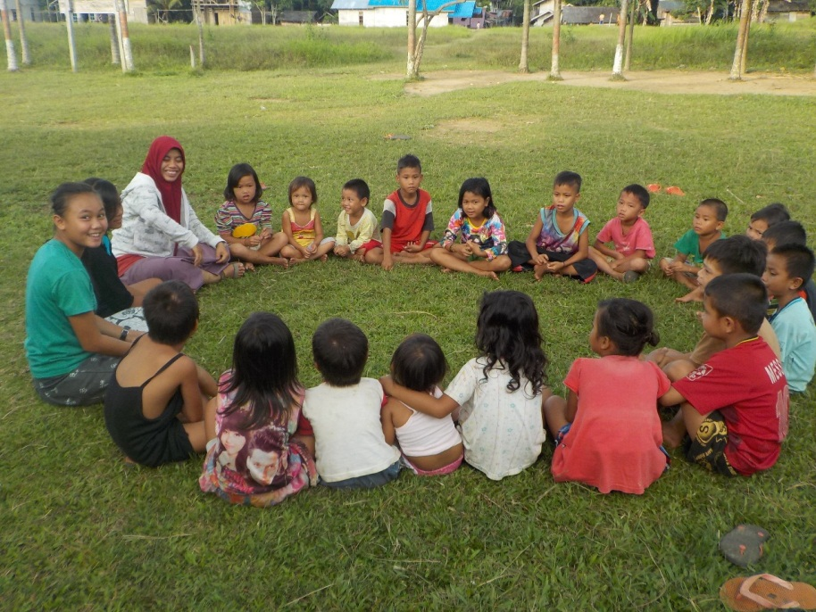 TBI and IAR, Advancing the Community in Kalimantan